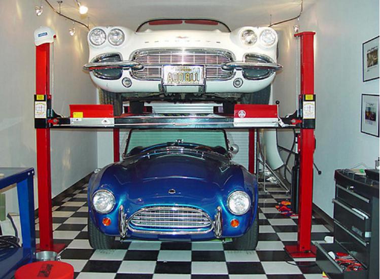 Car Storage   Garage Addition